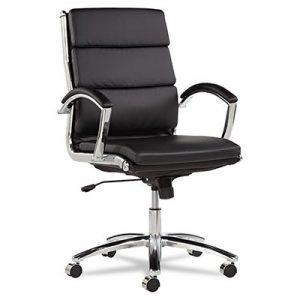 Alera Alenr4219 Neratoli Series Mid Back Swivel Tilt Chair Office Chairs Reviews