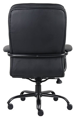 Boss Office Products B991 Cp Heavy Duty Chair
