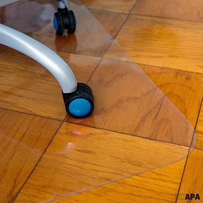 3 Ilyapa Office Chair Mat For Hardwood Floors
