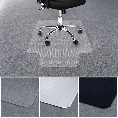 7 Best Office Chair Mats For Thick Carpet 2018 Selection