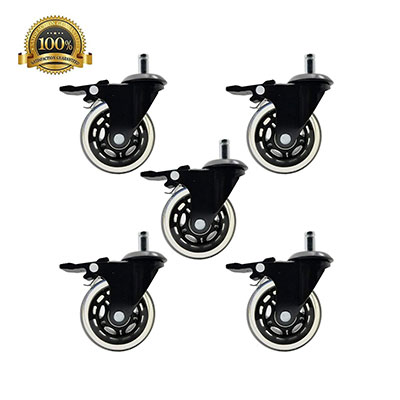 6d1e01aed99 2-DGQ-Office-Chair-Caster-wheels-3 -Set-of-5-with-Brake ...