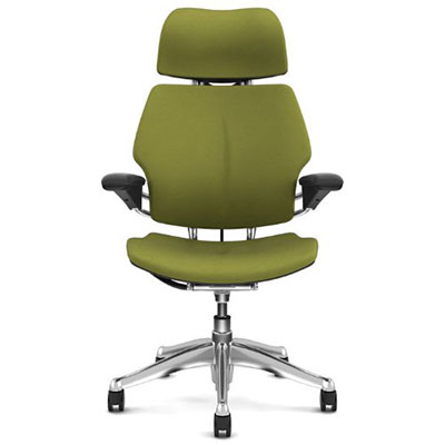 Humanscale-Freedom-Headrest-Chair-review-green ...