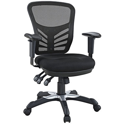 Modway Articulate Ergonomic Mesh Office Chair Chairs Reviews