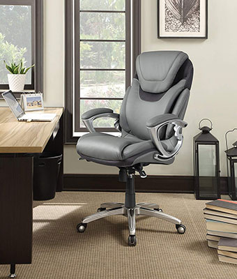 Serta Works Executive Office Chair At The