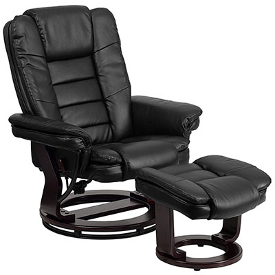 Office Chair With Ottoman