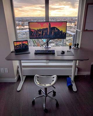 Office Desk Setup Ideas