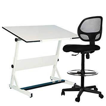 Super Adjusting A Drafting Chair Or Stool Officechairist Com Uwap Interior Chair Design Uwaporg