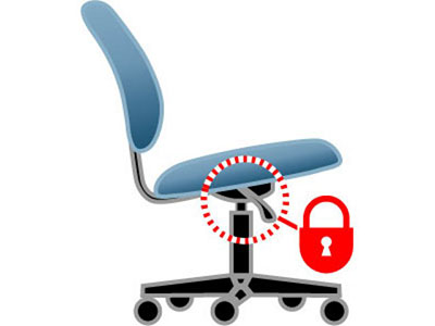 How To Replace Office Chair Tilt Lock Officechairist Com