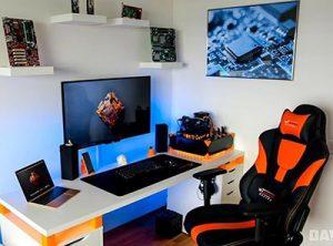 The Best 4 Ps4 Gaming Setup Ideas Officechairist Com In diesem video schenke ich meinem bruder ein ps4 gaming setup! the best 4 ps4 gaming setup ideas
